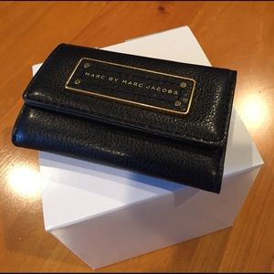 Marc Jacobs Other - Marc Jacobs Leather Key Ring Case/New
