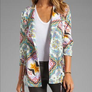 Naven Jackets & Blazers - NAVEN neon hooded jacket