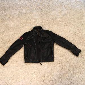 Napapijri Other - Napapijri Leather Jacket