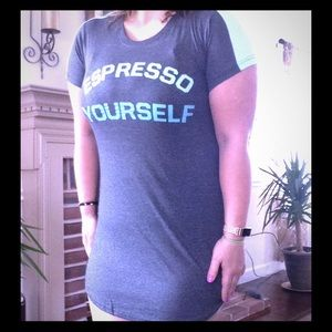 Dollhouse Other - 'Espresso Yourself' Sleep Tee