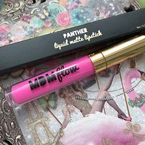 MDM flow liquid matte lipstick in panther