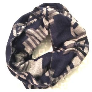 Accessory Collective Accessories - Aztec Print Infinity Scarf or Shawl