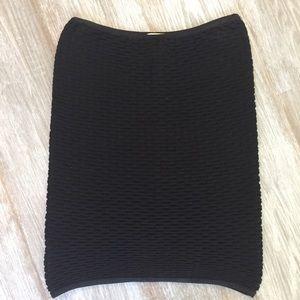 M by Missoni Dresses & Skirts - M Missoni Black Knit Mini Skirt!!!