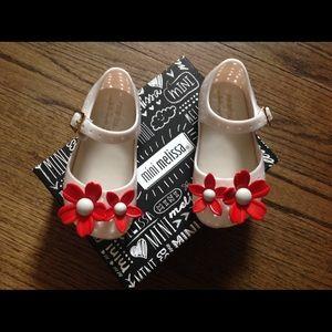 Mini Melissa Other - Mini Melissa shoes- NWT!!!