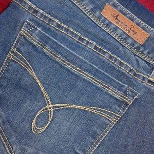 American Rag  Denim - American Rag Boot Cut Jeans Size 11R