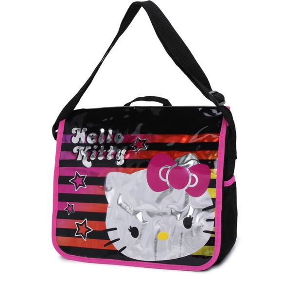 f001057a307 Hello Kitty Accessories   Messenger Bag   Poshmark