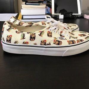d1206131c8 Vans Shoes - Vans Tiki Pineapple Authentics