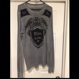 Affliction Other - Mens Affliction Thermal Shirt