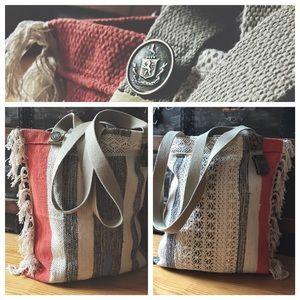 Vintage Spiderwear Handbags - Boho Festival Bag