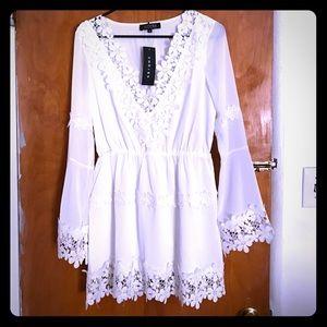 choies Dresses & Skirts - NWT Choies white dress