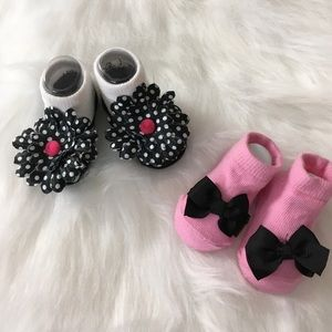 Other - NWOT newborn sock bundle