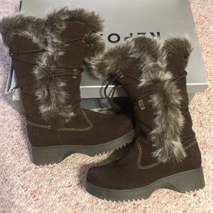 Report Shoes - Fur Report NEW boot