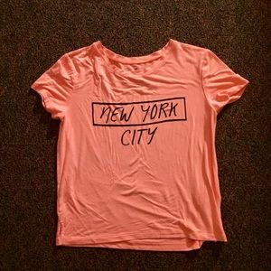 American Eagle Outfitters Tops - New York City Crop Top