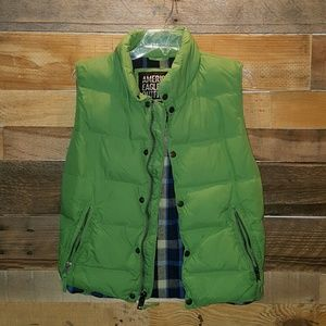 American Eagle Outfitters Jackets & Blazers - 🌟SALE🌟AEO PUFFER DOWN VEST