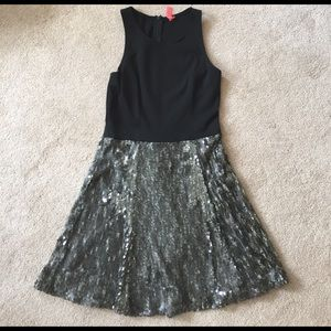 Eight Sixty Dresses & Skirts - Worn 1x  Eight Sixty • Sequin Skirt Cocktail Dress