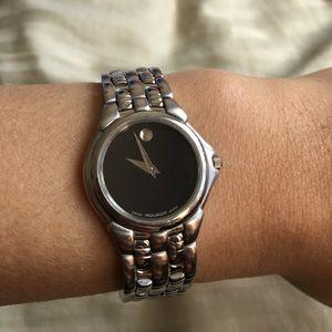 Movado Accessories - Movado Juro Sapphire Crystal Watch