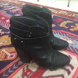 Rag and bone harrow boot