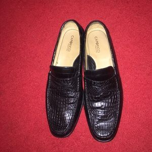 Caporicci Other - Caporicci  100% Alligator Penny  Loafer