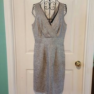 EUC LOFT shift dress