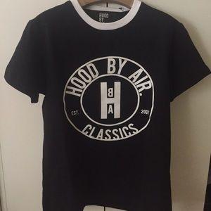 Hood by Air Tops - Hood by air t shirt