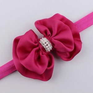 Other - Baby Girls Bow Elastic Headband Hairband