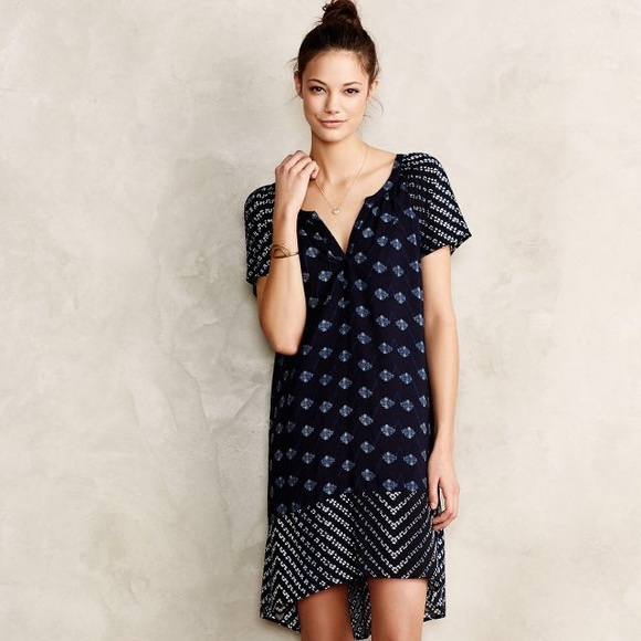 d4aee2795c06 Anthropologie Dresses & Skirts - Anthropologie Sayuri Tunic sz XS