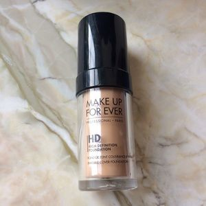 Makeup Forever Other - Makeup Forever HD Foundation in N123