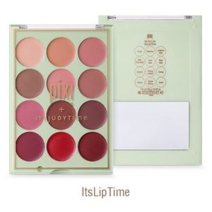 Pixi + ItsJudyTime 'Its Lip Time' Lip Palette 💄