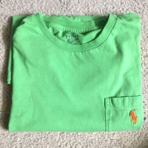 Polo by Ralph Lauren Other - Lime Green Polo Tee - S