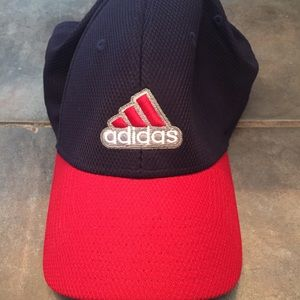 Adidas Other - Adidas Men's Marine Stretch Fit Relaxed Cap