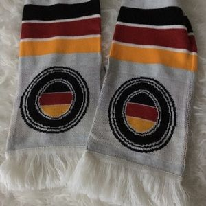 Other - 🆕🇩🇪DEUTSCHLAND FLAG SCARF🇩🇪