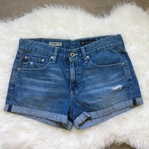 AG Adriano Goldschmied Pants - AG Short Size 29R