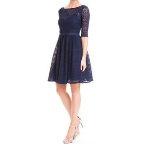 Plenty by Tracy Reese Dresses & Skirts - Plenty byTracy Reese lace fit&flare Estella  dress