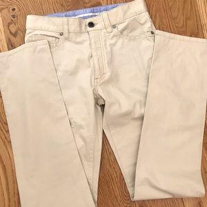 Ermenegildo Zegna Other - MEN'S COTTON BLEND CLASSIC 5-POCKET PANTS