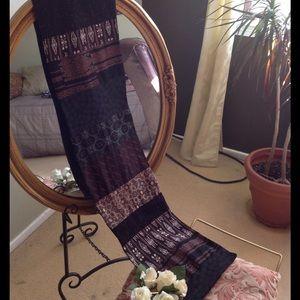 Other - Beautiful silk scarf FINAL SALE PRICE!!