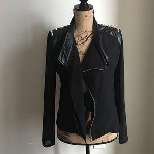 Love Culture Jackets & Blazers - Studded rocker jacket