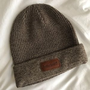 Timberland Other - Timberland brown knit beanie - NEW!!!