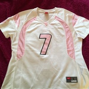 Nike Tops - WV #7 football jersey