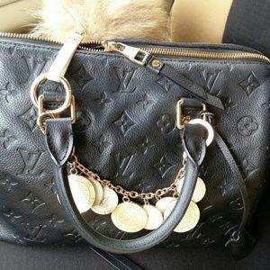 Louis Vuitton Handbags - Louis Vuitton Empreinte Speedy 30 Bandouliere