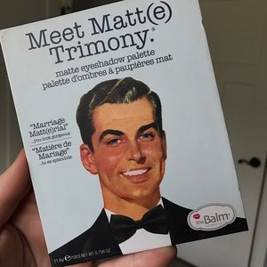 thebalm Other - Meet Matte Trimony