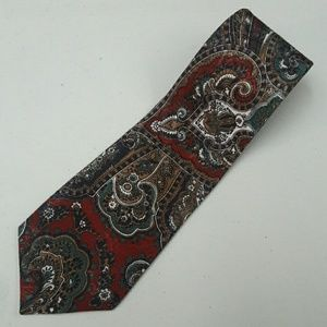 Envoy Other - Envoy Limited Edition Waverly Paisley Men's Tie