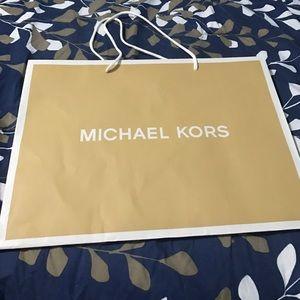 Michael Kors Handbags - Paper bag