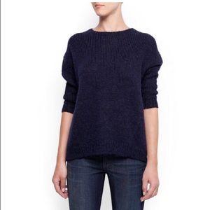 Mango Sweaters - 🦋Alpaca Boyfriend Oversized Knit Baggy Sweater c9e4ed917