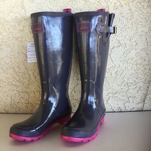 Joules Shoes - Joules Wellies Rain Boots