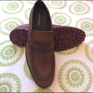 Other - Donald J Pliner Men's Shoes: NWT Suede Penny SL