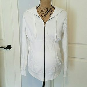 Old Navy Jackets & Blazers - Old Navy Fleece Maternity Jacket