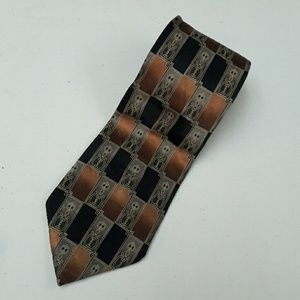 Giorgio Brutini Other - Giorgio Brutini Colorblock Filagree Men's Tie