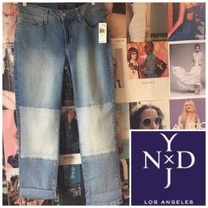 NYDJ Denim - NYDJ | Stockton Patched Skinnys