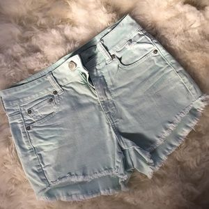 American Eagle Outfitters Pants - AE Mint Shorts