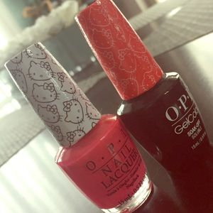OPI Other - OPI Nail Lacquer and Gel Polish